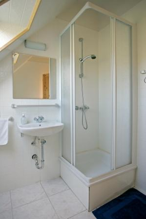 shared shower/bathroom